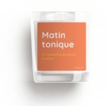 Matin tonique - Bougie naturelle In-Spir